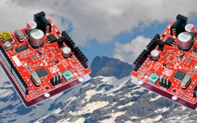 gizDuino Uno-SE: Low priced Arduino Uno Compatible Board Made for Students.