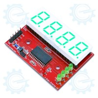 4 Digit 7 Segment Display V2
