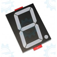 LED 7 Segment x 5inch Display Module