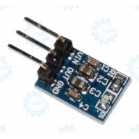 5V to 3.3V DC-DC stepdown power supply AMS1117