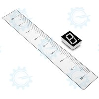 1 Inch Seven Segment LED Display ( Common Anode )