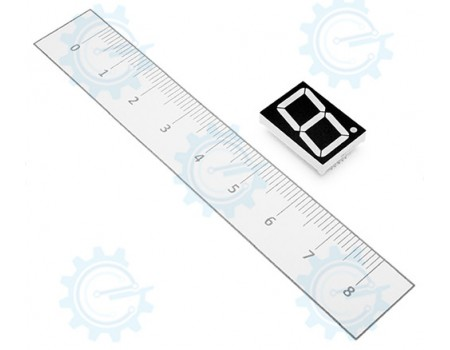 1.5 Inches Seven Segment LED Display