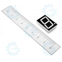1.8 Inches Seven Segment LED Display
