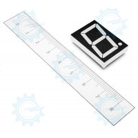 2.3 Inches Seven Segment LED Display