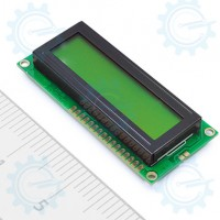 2x16 LCD with Backlight
