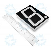 5 Inches Seven Segment LED Display