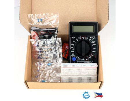 Physics Electrical Package 2 with DMM