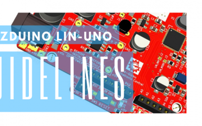 Guidelines for Using gizDuino LIN 5V Power Output