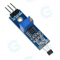 Hall Magnetic Sensor w Digital Analog Output