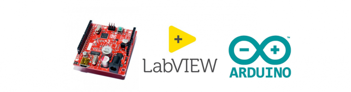 Programming gizDuino UNO-SE with LabVIEW