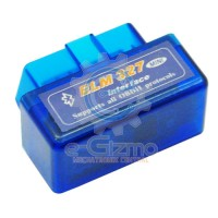 OBD II Dongle ELM327 Mini ( Bluetooth version for PC and Android )