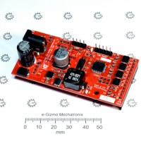 Serial LED Matrix Display Controller