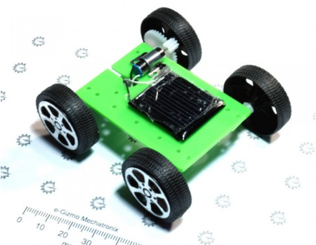 Educational Solar Powered Car