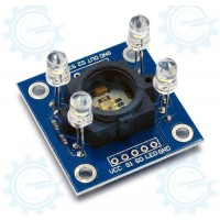 LIGHT SENSING: TCS3200 Programmable Color Sensor