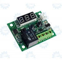TEMPERATURE: W1209 Thermostat/Temperature Controller