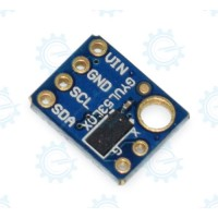ROBOT SENSING: VL53L0X Time of Flight Distance Sensor (LIDAR)- 30 to 1000mm GY-530