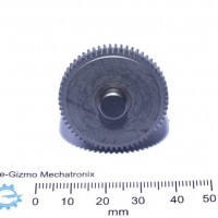 60T Gear Shaft