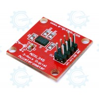 ACCELEROMETER: 3-Axis Digital Accelerometer ( ADXL345 )