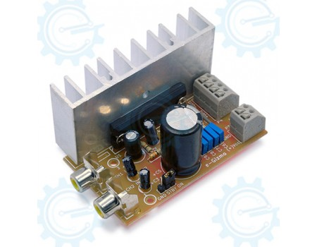 20W+20W Stereo Audio Amplifier ( RMS )