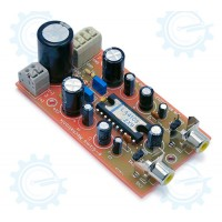 5W+5W Stereo Audio Amplifier ( RMS )