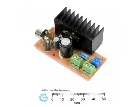 TA8201AK Audio Power Amp Kit
