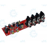 Digital Preamp & Tone Control Kit