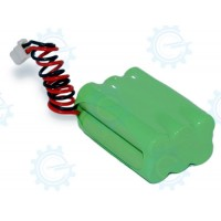 7.2V 800mAh Ni-Mh Rechargeable Battery