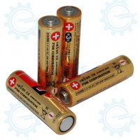 Size AA 1.5V Alkaline Battery ( 4pcs per pack )