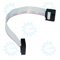 Ribbon connector Female 2X5