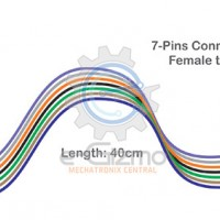 Female to Female 7-Pins Connecting Wire 40cm