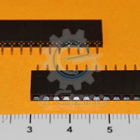 Female Header 16-Pins 2.54mm Pitch