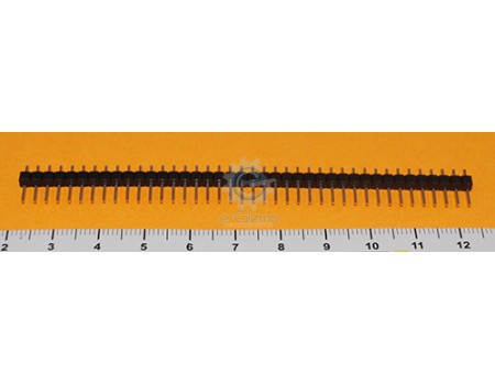 Male Header 40-Pins 2.54mm Pitch