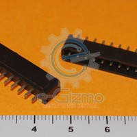 Male Wafer Header 12-Pins 2.52mm Pitch