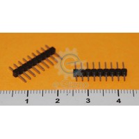 9-Pins Male Header 2mm Pitch
