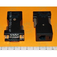 DB-9 Connector With Case