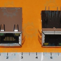 RJ45 with Magnetic Transformer
