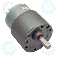 DC Geared Motor 6VDC 80RPM