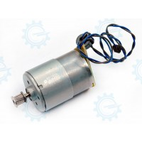 DC High Speed Motor with Magnetic Shield 6V
