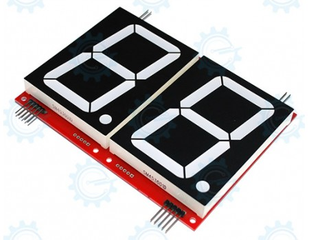 "3"" 2 digit display 7 segment LED display module"