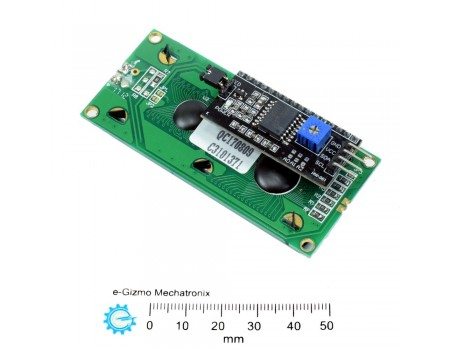 2x16 LCD with I2C Interface Board