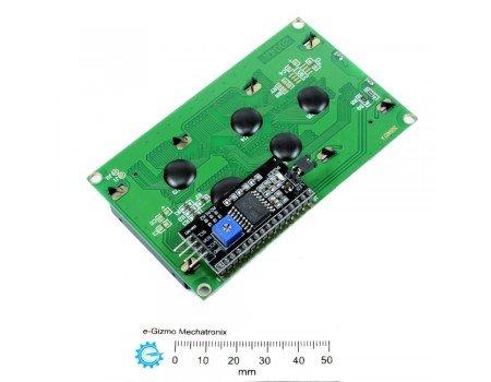 LCD I2C 2004 BLUE