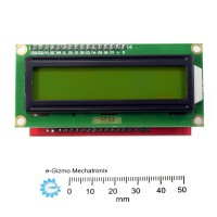 Serial LCD II - Easy LCD Display via UART