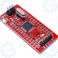 gizDuino Mini with ATmega88 (without pins)