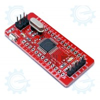 gizDuino Mini with ATmega8 (without pins)