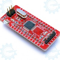 gizDuino Mini with ATmega328 (with pins)