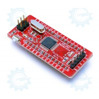 gizDuino Mini with ATmega8 (with pins)