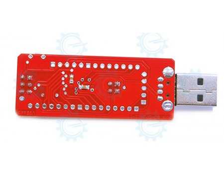 gizDuino Mini USB with ATmega328 (without Pins)