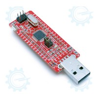 gizDuino Mini USB with ATmega168 (with Pins)