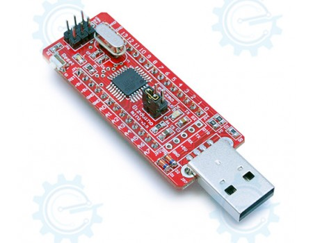 gizDuino Mini USB with ATmega328 (with Pins)