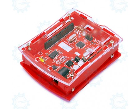 gizDuino Version 5.0  with ATmega168 (Arduino Duemilanove Compatible Kit) w/ Free Case